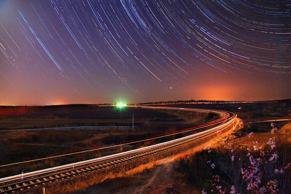 春天的足迹 - 中国工业摄影网-中国工业摄影协会官方